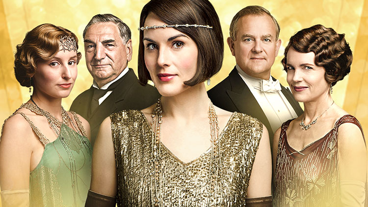 8:30 pm Sunday - Downton Abbey Returns