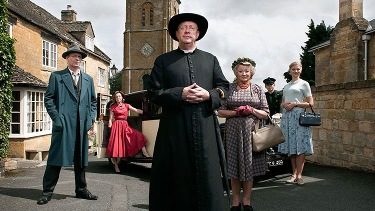 Thursday at 7 pm - Father Brown